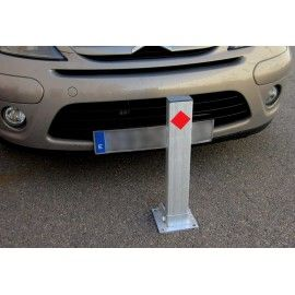 Barrière Parking Block 600x45x45mm